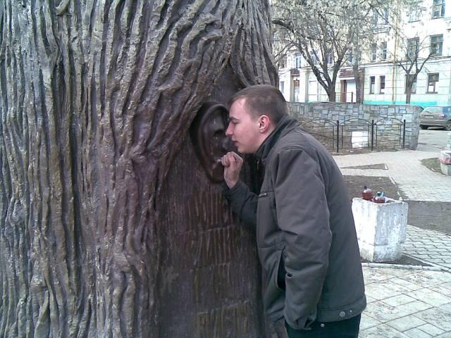 Дерево желаний в Кирове