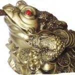 Лягушка в доме — китайский символ удачи к деньгам и благополучию