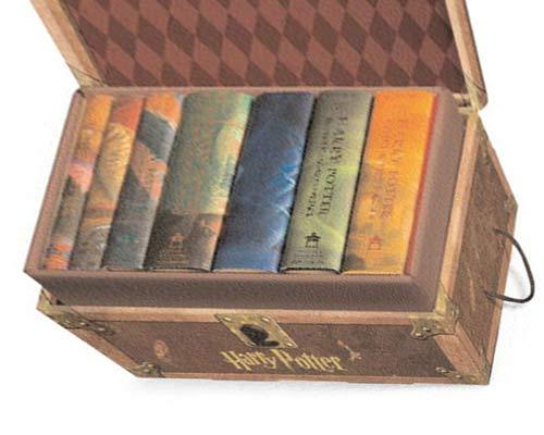 Сундук с книгами