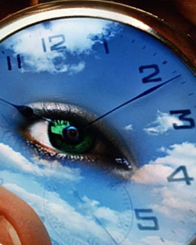 Часы идут