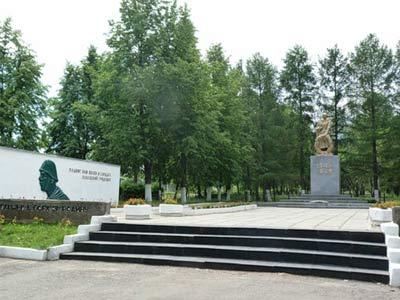 Памятник Солдату в Можге