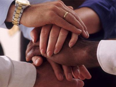 Скрещение рук