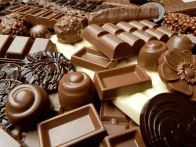 Конфеты и шоколад