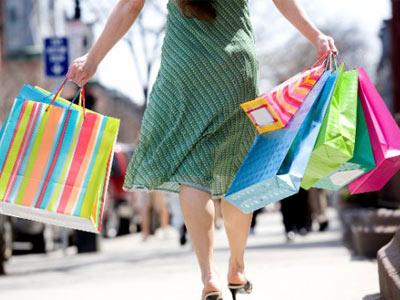 Покупки в магазине