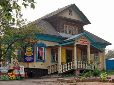 Музеи в городе Мышкин