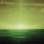 Зеленый луч в Крещение