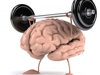 Мозг поднимает штангу