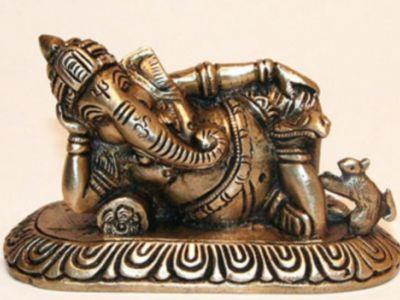 Ганеша - индийский бог изобилия