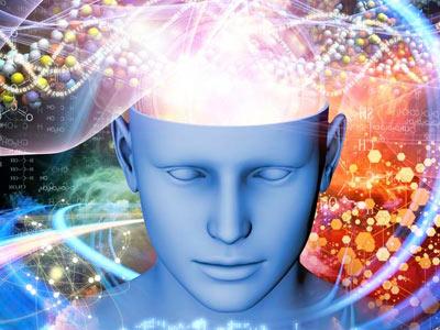 Голова человека наполнена чувствами и эмоциями