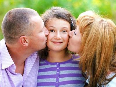 Признание успехов ребенка родителями