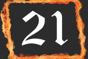 Число 21 – символ богатства и благополучия