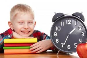Учим детей планировать своё время